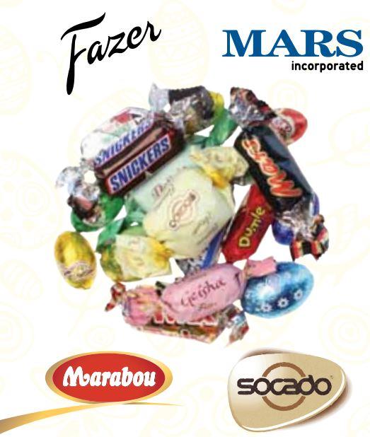 Fazer och Mars