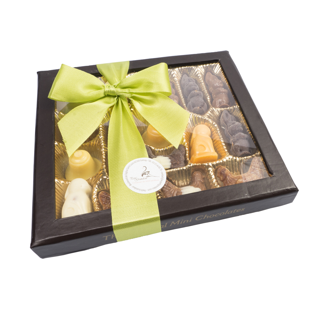 Minichocolate påsk